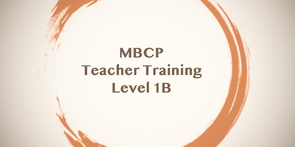 Level 1B MBCP Teacher Training – Online