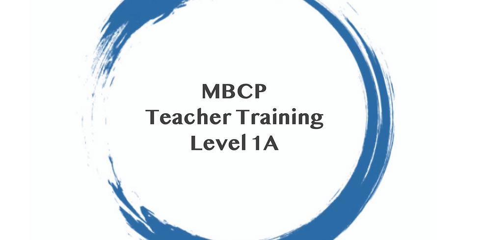 Level 1A MBCP Teacher Training – Online