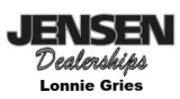Jensen Dealerships: Lonnie Gries