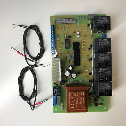 Блок управления (плата) МПФ-65.200-01 (МПФ-30-01)