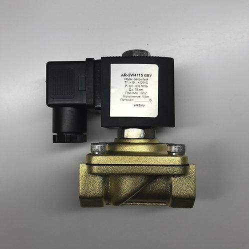 Клапан электромагнитный 2W3115 24V(аналог) для ММУ