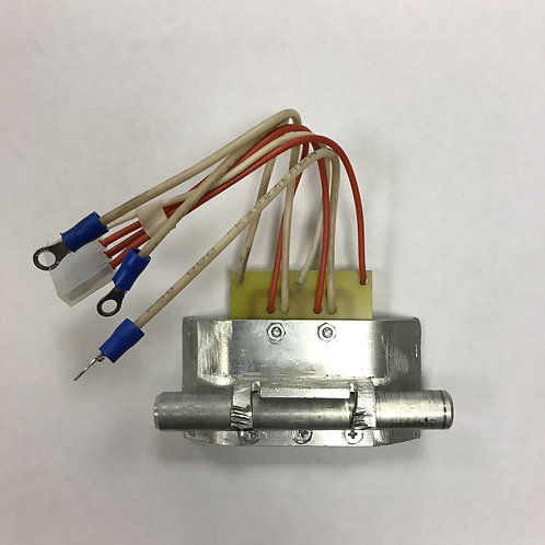 Блок радиатора с семисторами КНЭ-50-100-150-01