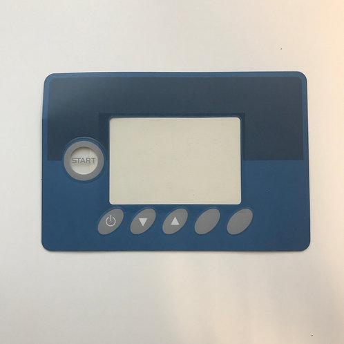Клавиатура плёночная для посудомойки Dihr, Kromo, Metos, Rhima . GEV 403289