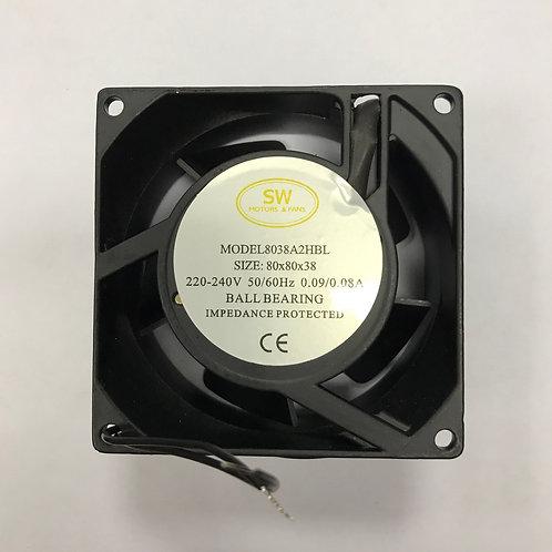 Вентилятор SF23080A2083HBL 80х80х38 купить в СПб