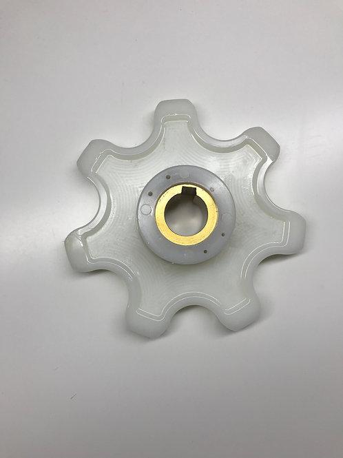 Зубчатое колесо DIHR, KROMO, OLLIS ведущего вала транспортера код GEV 699261