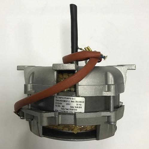 Двигатель СТ80.OVEN.M2E для конвекционной печи Абат 8мм