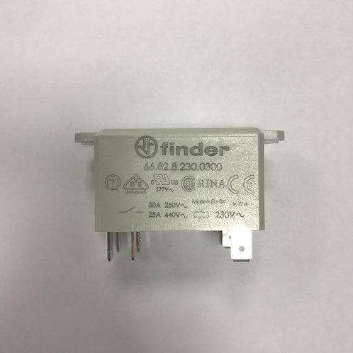 Реле мощности FINDER 66.82.8.230.0300 код GEV 380687