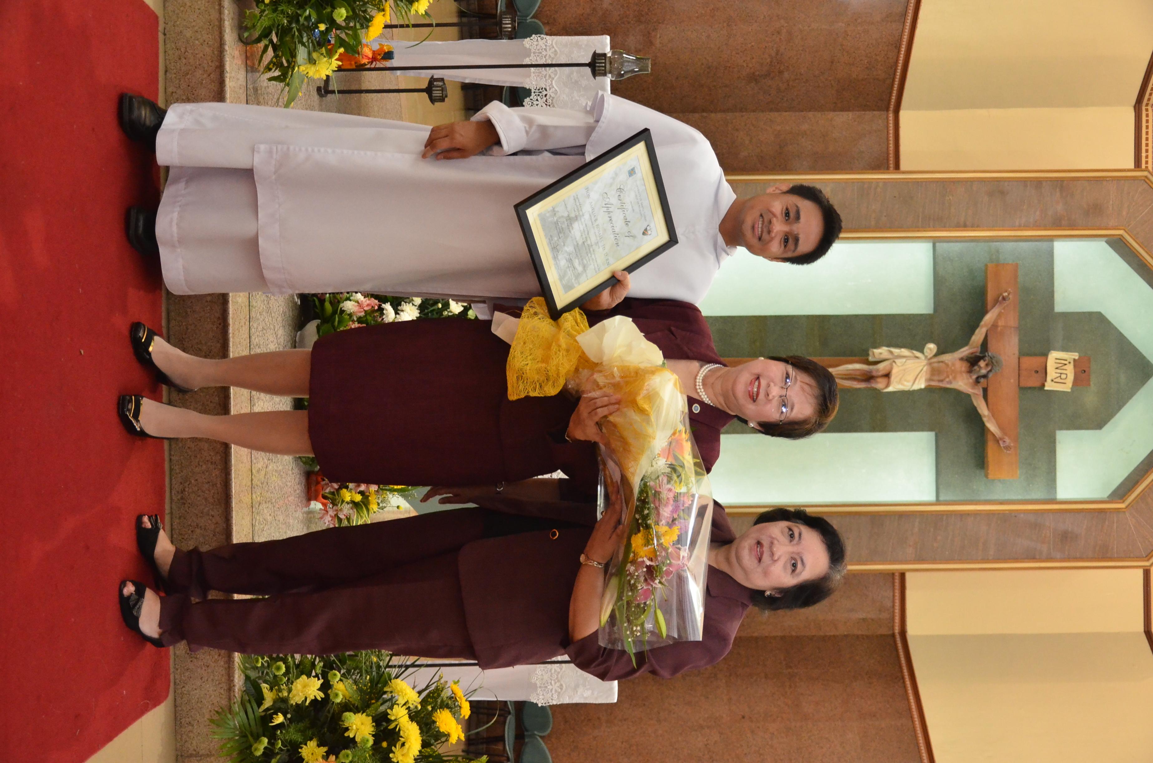 Dr. Amelia B. Rosales, RN, Ed.D