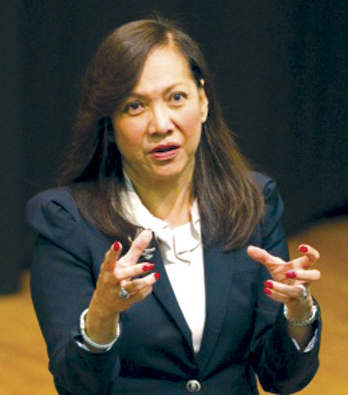 Dr. Divina Grossman, PhD, RN, FAAN