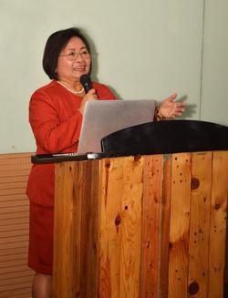 Dr. Mila Delia Llanes, PhD, RN