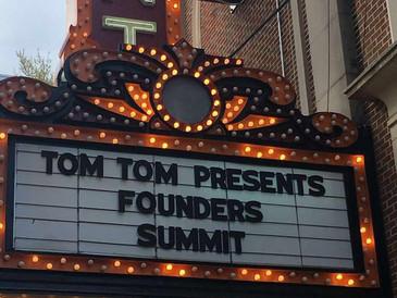 Invitation to Tom Tom Founders Festival