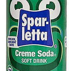 Sparletta Cream Soda