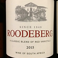 Roodeberg Blended Red