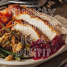 Turkey, Stuffing & Cranberry