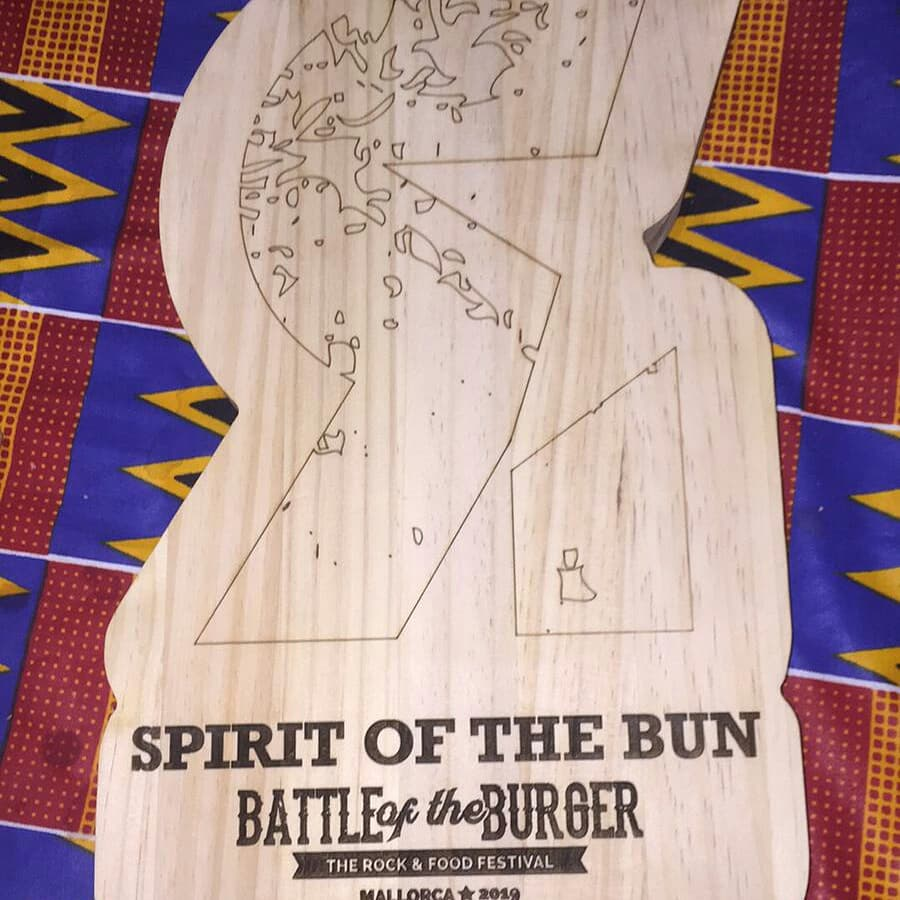 BotB 2019 Spirit of the Bun