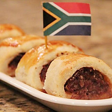 Boerewors Sausage Roll