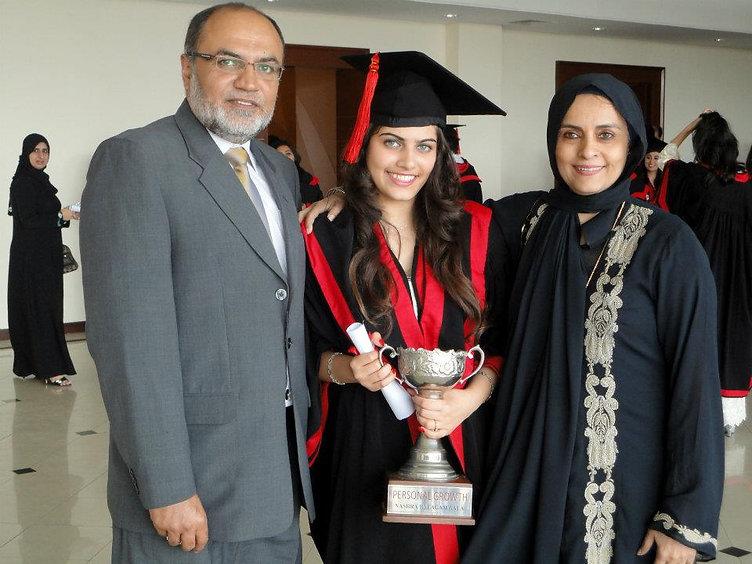 3.+Highschool+Graduation+(with+my+parent