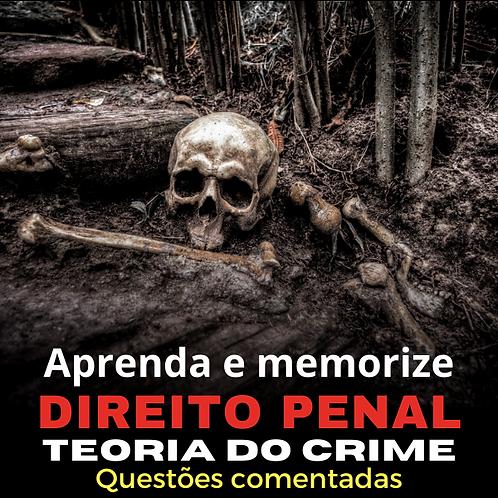 Teoria do Crime: Aprenda e memorize.