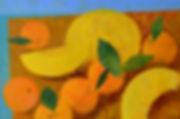 Оранжевый вечер 30х45.jpg