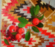 Яблоки  и вишни. 50х60 мал.jpg