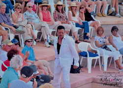 Freddie B at Prescott Jazz Fest