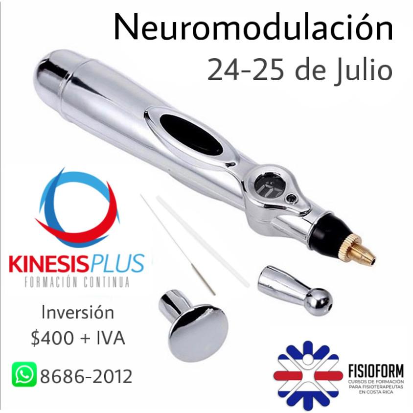 Neuromodulación a través de Guías Anatómicas