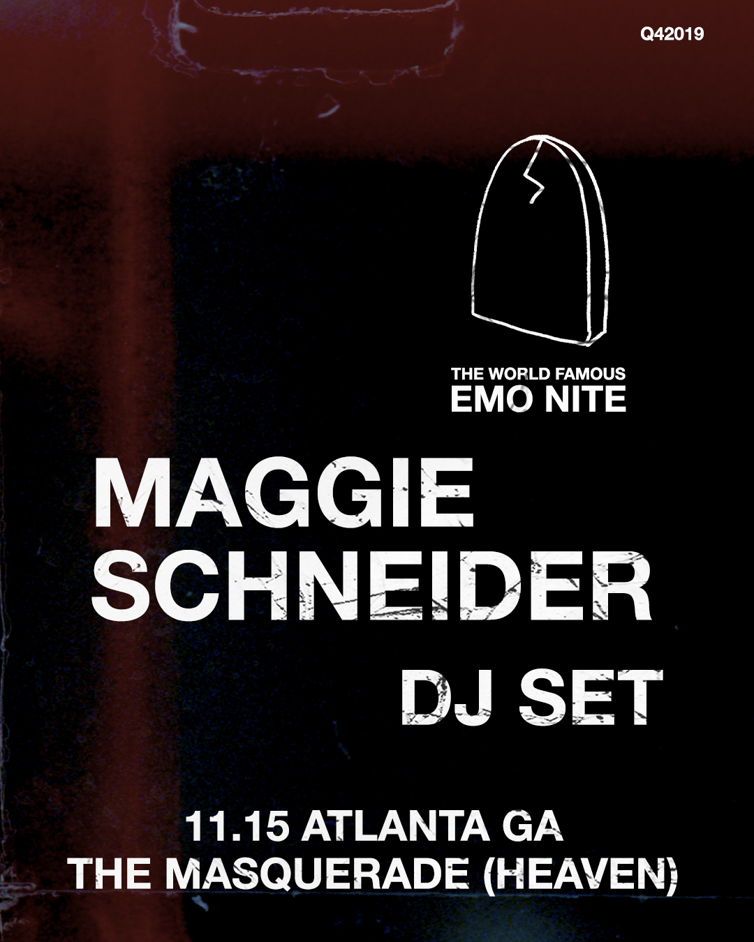 November 15 - Guest DJ at Emo Nite