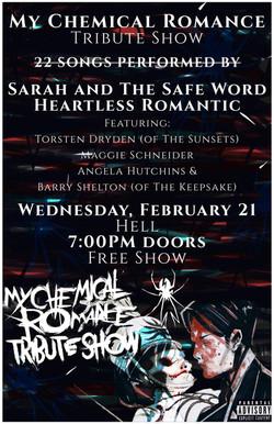 MCR Tribute Night
