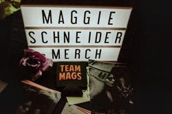 Official Maggie Schneider Merch Store!
