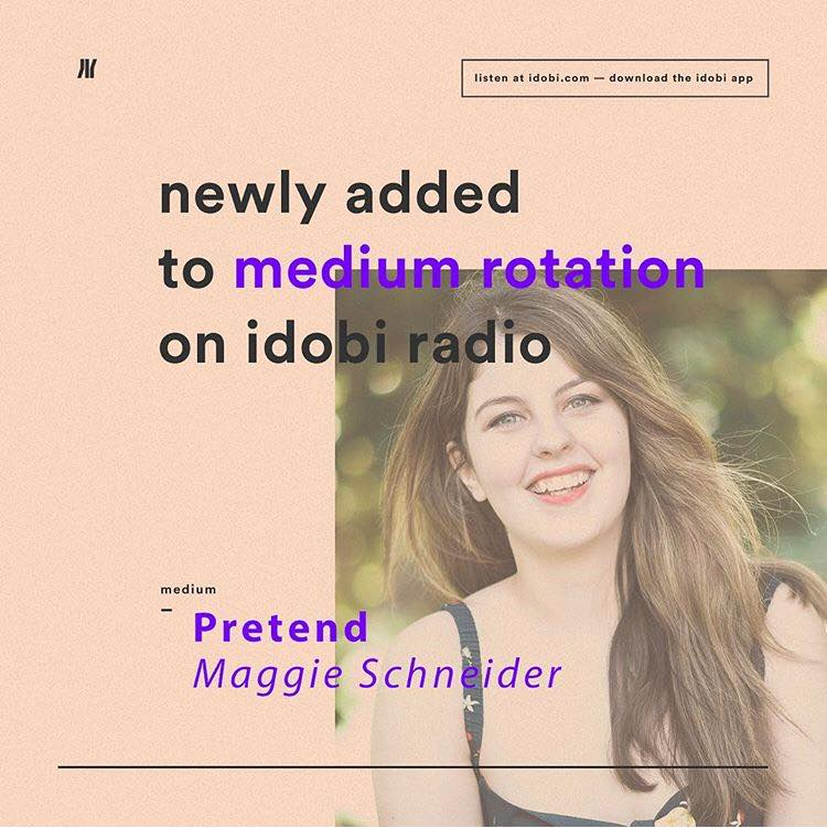 Added to Medium Rotation on iDobi!