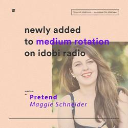 Added to Medium Rotation on iDobi!