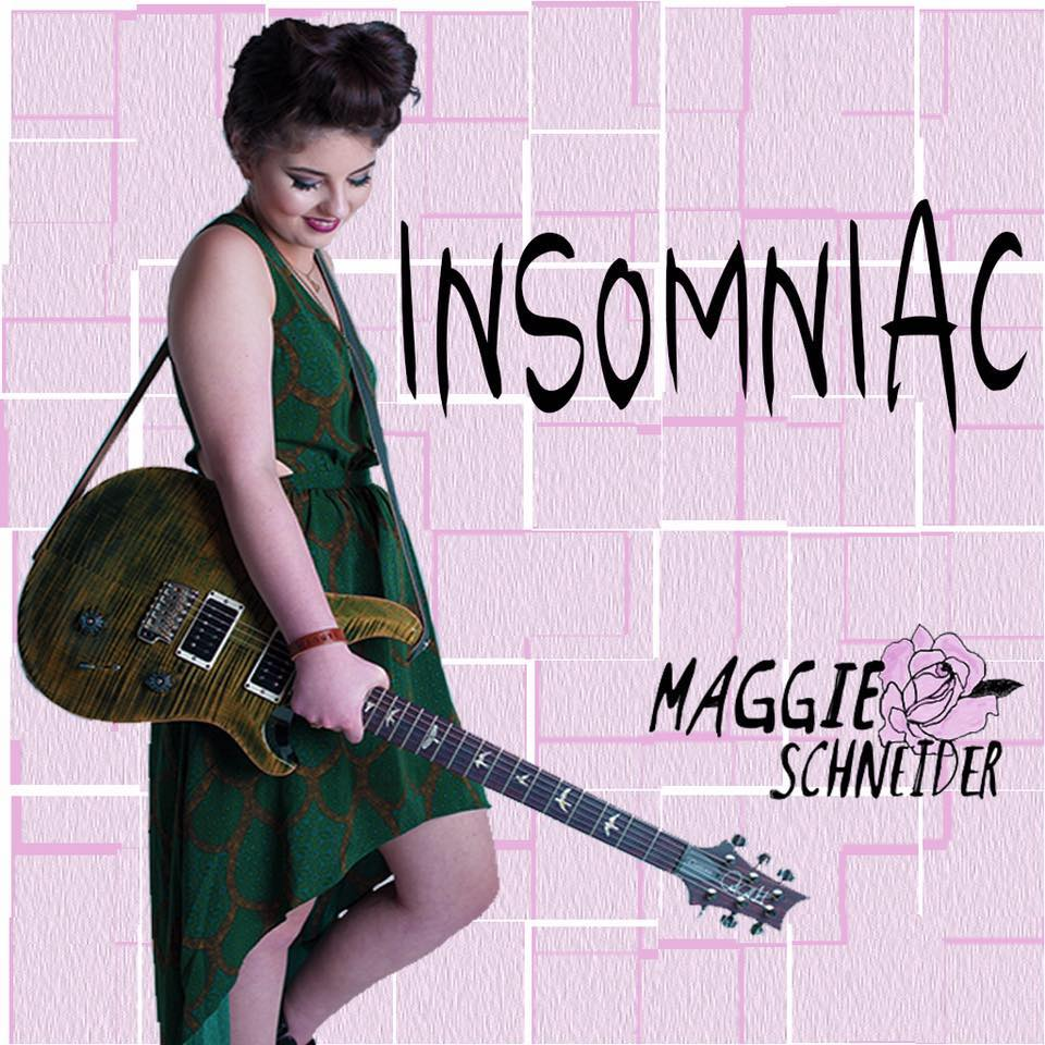 'INSOMNIAC' AVAILABLE NOW