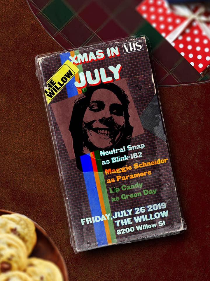XMAS IN JULY!