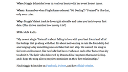 "iDobi Radio features ""Pretend!"""