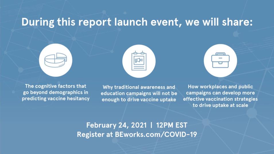Vaccine Hesitancy Event Promo