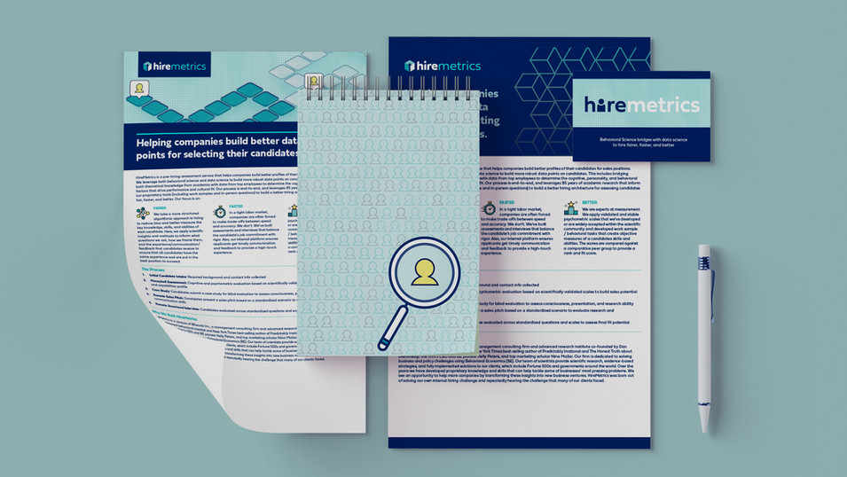 HireMetrics Branding