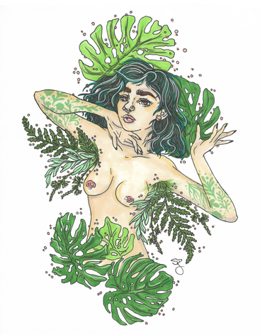 Forest Nymph