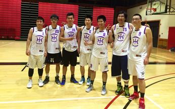 2016湾区华人篮球联赛-清华Team THUrsday战报