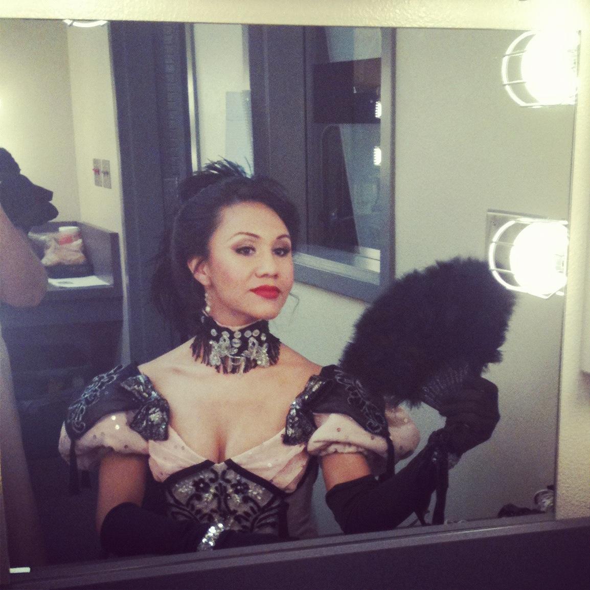 Bianca in Puccini's La Rondine