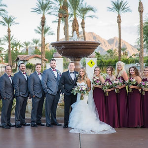 Wedding Flowers | Sarah & Jordan | Palm Springs Florist