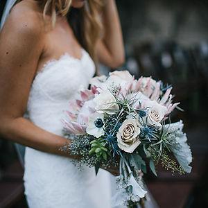 Wedding Flowers | Kristin & Damien | Palm Springs Florist