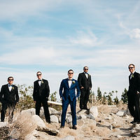wedding boutonniere's | Palm Springs Florist