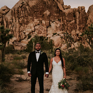 Wedding Flowers | Amanda & Hass | Palm Springs Florist