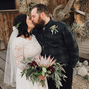 Wedding Flowers | Catherine & Kyle | Palm Springs Florist