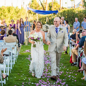 Wedding Flowers | Laura & Bob | Palm Springs Florist