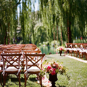 wedding ceremony flowers   PalmSprings Florist