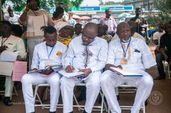 Inauguration Of The 8th Assembly Of the Tema Metropolitan Assembly