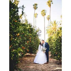 Wedding Flowers | Candice & Dave | Palm Springs Florist