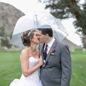 Wedding Flowers | Blair & Mark | Palm Springs Florist