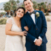 Wedding Flowers | Nicole & Tom | Palm Springs Florist